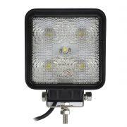 AP160 LED SQ WORKLAMP 10-30V 15W 1000LM