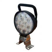 LED WORKLAMP RND HANDLE 10-30V 180